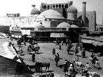 Chorsu in Samarkand