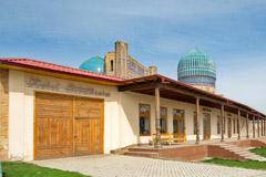 Bibi-Khanum Hotel, Samarkand
