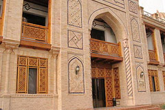 Гостиница Малика Прайм, Самарканд