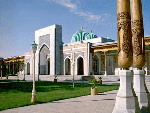 Imam Al Bukhari Mausoleum, Samarkand