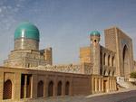 Tillya-Kori Madrasah, Samarkand